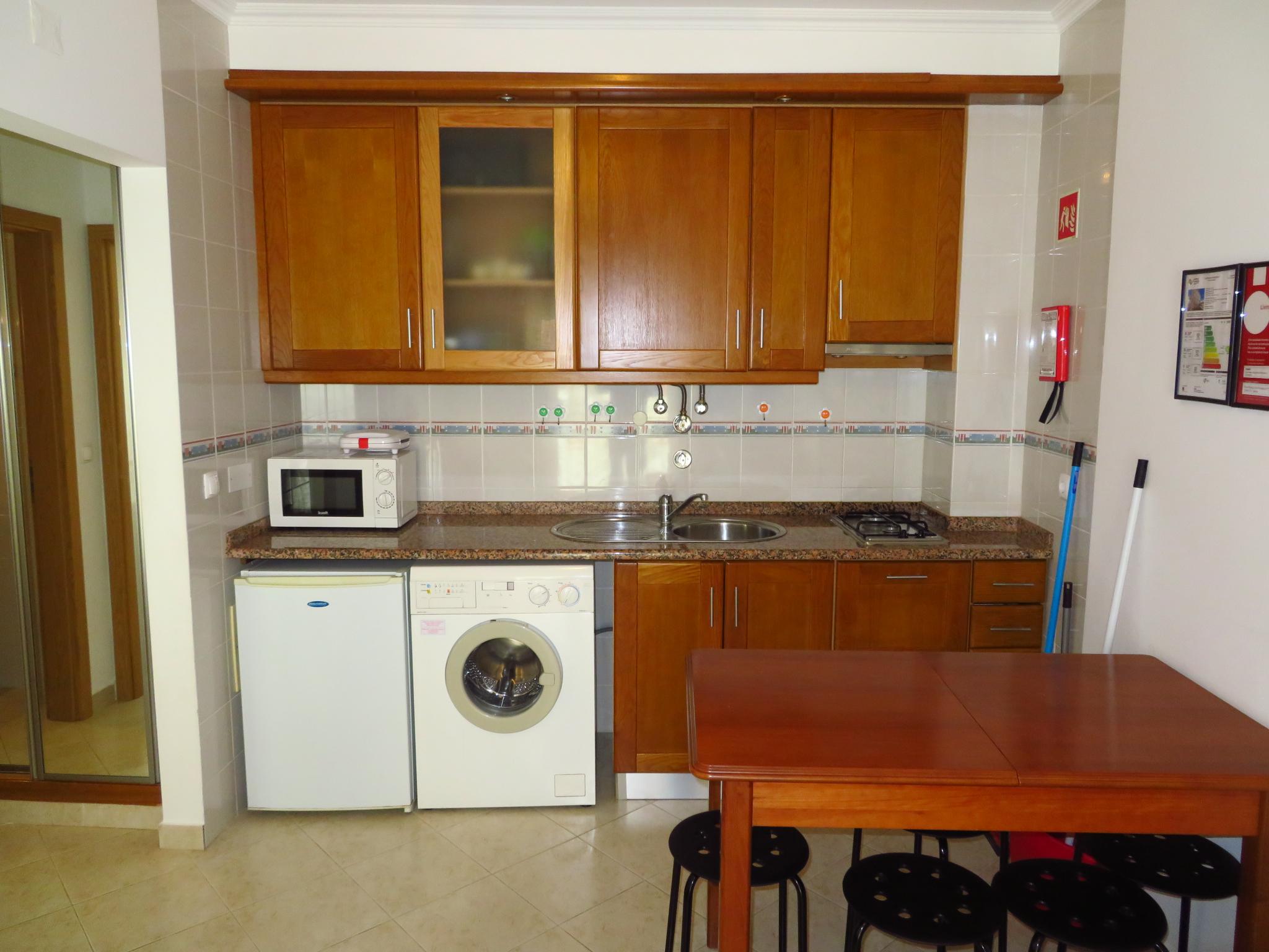 Apartamento T0+1 para arrendar em Monte Gordo